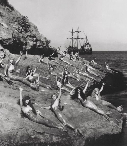 many 20s mermaids