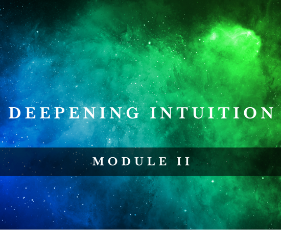 Deepening Intuition II
